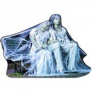 D�coration Couple de Mari�s Zombie Party (65 cm)