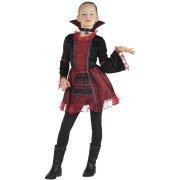 Déguisement Vampiresse Fashion 7-9 ans