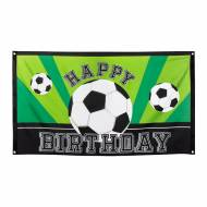 Drapeau Football Happy Birthday