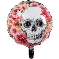 Ballon Gonflé à l'Hélium Day Of dead