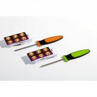 Scie Découpe Citrouille + 2 modèles Déco