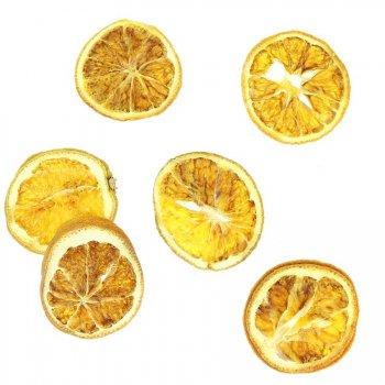 5 Tranches d Orange Naturelle Séchée (5 cm)
