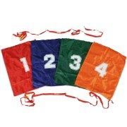 Course en sacs - 4 sacs num�rot�s