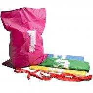 Course en sacs - 4 sacs numérotés