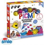 Jeu Monsieur, Madame Picmi