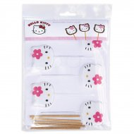 Moule 5 Sucettes Chocolat Hello Kitty