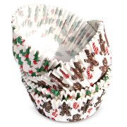 65 Caissettes à Cupcakes Noël