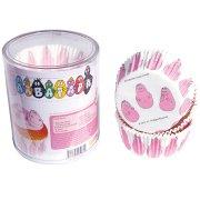65 Caissettes � Cupcakes Barbapapa