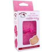 2 Emporte-pi�ces Biscuits Hello Kitty