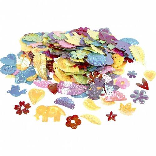 Mix Gros Confettis Tropical