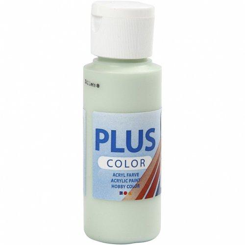 Peinture Acrylique Plus Color (60 ml) - Vert amande