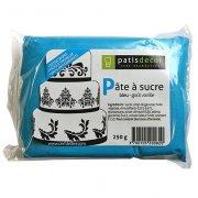 Pâte à sucre Bleue Patisdécor 250g