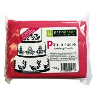 Pâte à sucre Fuchsia Patisdécor 250g