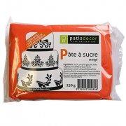 Pâte à sucre Orange Patisdécor 250g