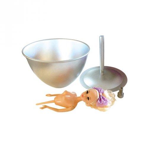 Kit Moule et Figurine pour Gâteau Princesse
