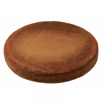 Génoise Chocolat Ronde (26 cm)