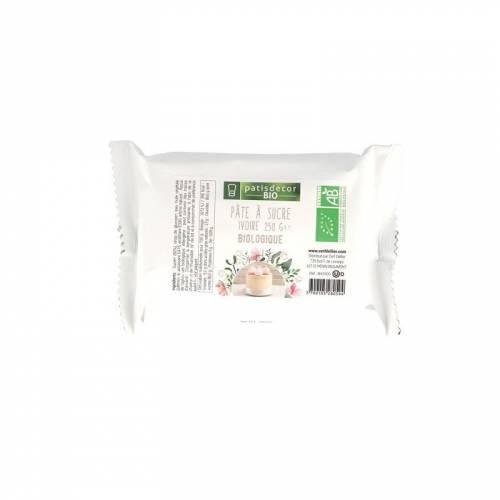 Pâte à Sucre Bio Ivoire - 250g