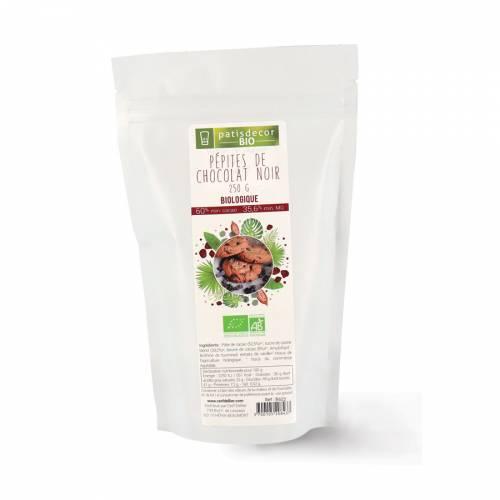 Pépites de Chocolat Noir Bio - 250g