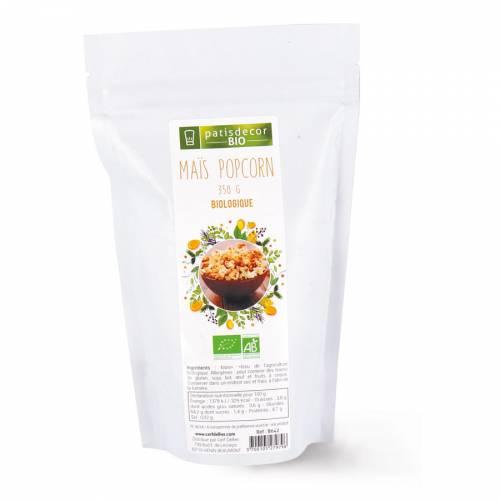 Maïs à Popcorn Bio - 350g