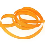 Ruban Uni Orange Mandarine (1,5 cm - 2 m)