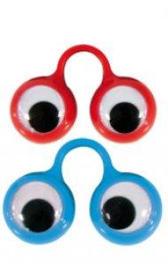 2 marionnettes yeux