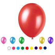 50 Ballons Multicolores