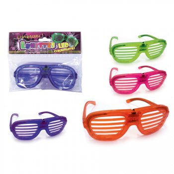Lunettes Lumineuses Clignotantes