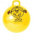 Ballon Sauteur Monsieur Madame Jaune