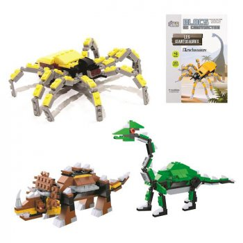 Blocs de Construction Dinosaure