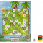 Tapis de Jeu Serpents & �chelles