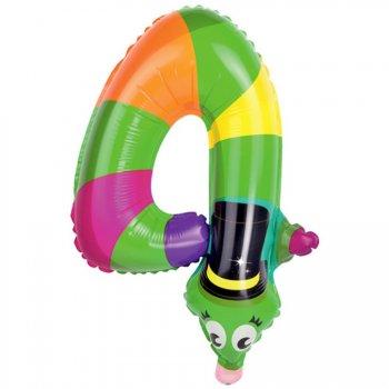 Ballon Animal Chiffre 4 (52 cm)