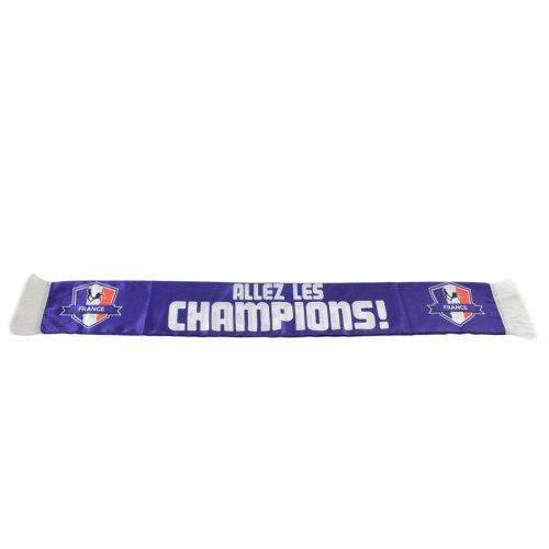 Echarpe Supporter Aller les Champions ! (104 cm)