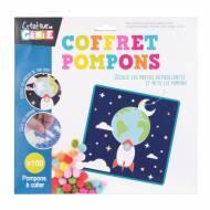 Coffret Pompons Espace