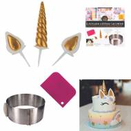 Set Patisserie Licorne