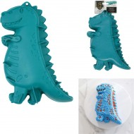 Moule Relief Dino - Silicone