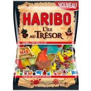 L'�le au Tr�sors Haribo - Sachet de 120g
