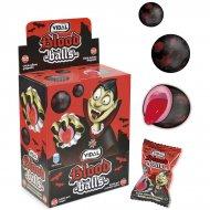 1 Bubble-gum Blood Balls