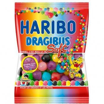Dragibus Soft Haribo - Sachet 300g