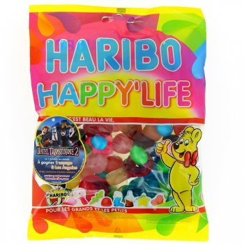 Happy Life Haribo - Sachet 275g
