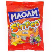 Maoam Stripes Haribo - Sachet 250g