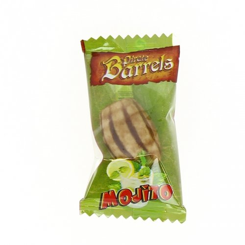 1 Bubble gum Pirate Tonneau de Mojito