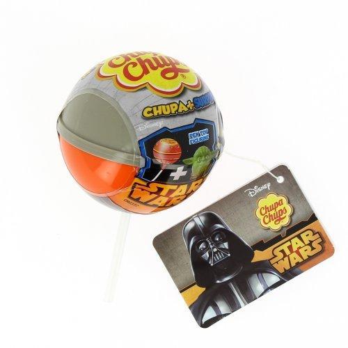 1 Sucette Chupa Chups + surprise Star Wars