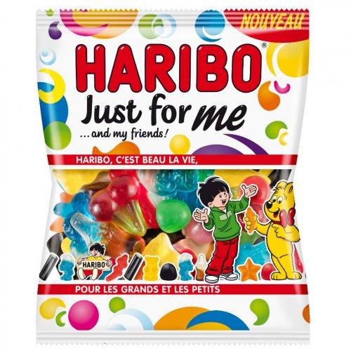 Just for Me Haribo - Sachet 120g