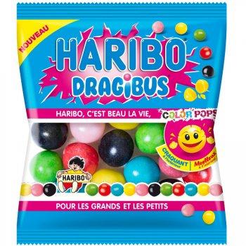 Dragibus Color Pops Haribo - Mini sachet 30g