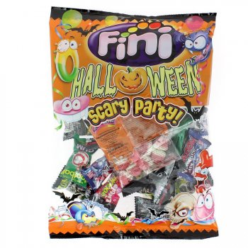 Assortiment Halloween Scary Party! Fini - Sac 200g