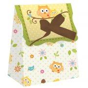 12 Boîtes à cadeaux L'arbre du bonheur