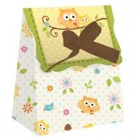 Contient : 1 x 12 Boîtes à cadeaux L'arbre du bonheur