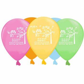 6 Ballons L arbre du bonheur
