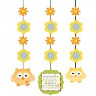 3 D�corations � suspendre L'arbre du bonheur