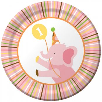 8 Petites assiettes 1 an douceur